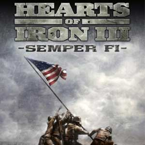Hearts of Iron 3 Semper Fi