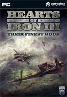 Hearts of Iron 3 Their Finest Hour