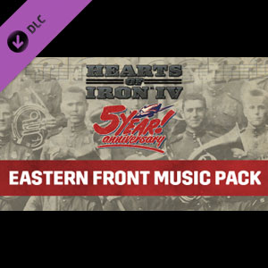 Hearts of Iron 4 Eastern Front Music Pack