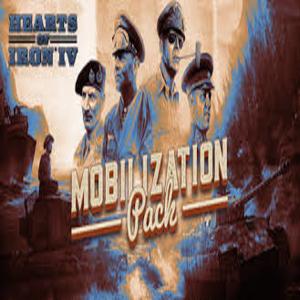 Acheter Hearts of Iron 4 Mobilization Pack Clé CD Comparateur Prix