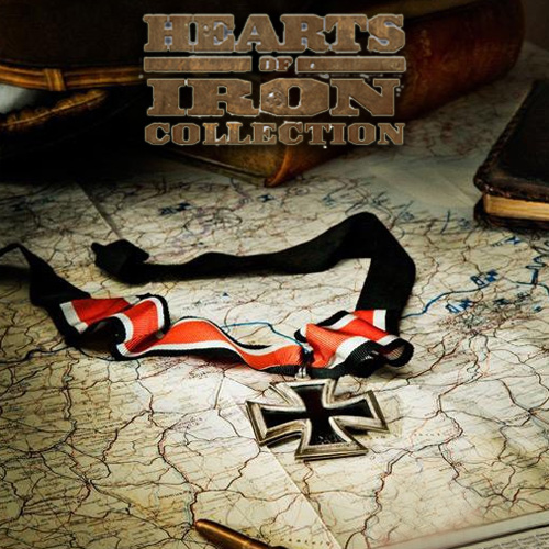Hearts of Iron Collection