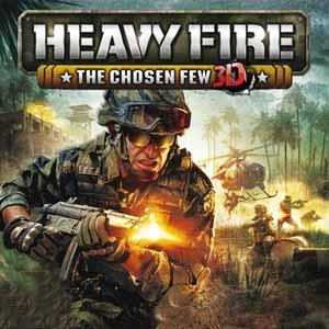 Acheter Heavy Fire Afghanistan The Chosen Few 3D Nintendo 3DS Download Code Comparateur Prix