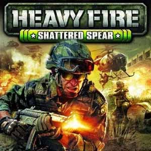 Acheter Heavy Fire Shattered Spear Xbox 360 Code Comparateur Prix