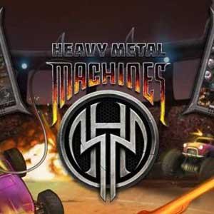 Acheter Heavy Metal Machines Clé Cd Comparateur Prix
