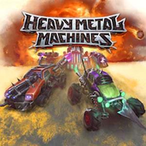 Heavy Metal Machines Ultimate Machine Pack
