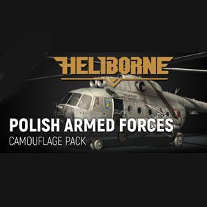 Acheter Heliborne Polish Armed Forces Camouflage Pack Clé CD Comparateur Prix