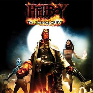 Telecharger Hellboy Science of Evil PS3 code Comparateur Prix