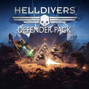 Acheter Helldivers Defender Pack Clé Cd Comparateur Prix