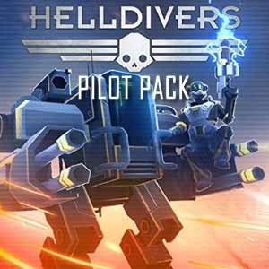 Acheter HELLDIVERS Pilot Pack Clé Cd Comparateur Prix