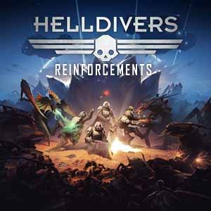 Helldivers Reinforcements