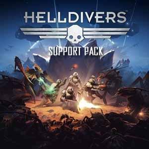 Acheter HELLDIVERS Support Pack Clé Cd Comparateur Prix