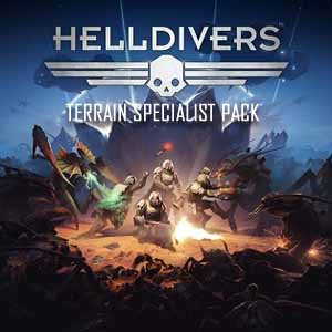 HELLDIVERS Terrain Specialist Pack