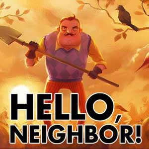 Acheter Hello Neighbor Clé Cd Comparateur Prix