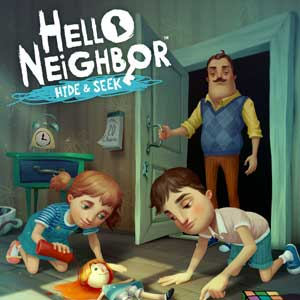 Acheter Hello Neighbor Hide and Seek PS4 Comparateur Prix
