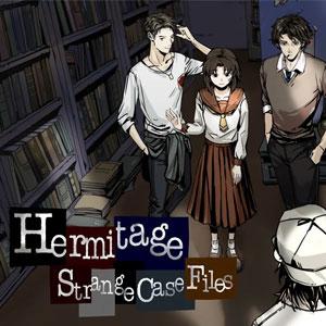 Acheter Hermitage Strange Case Files Clé CD Comparateur Prix