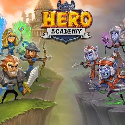 Acheter Hero Academy Clé Cd Comparateur Prix