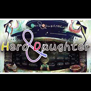 Acheter Hero and Daughter Plus Clé Cd Comparateur Prix