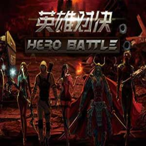 Acheter Hero Battle Clé Cd Comparateur Prix