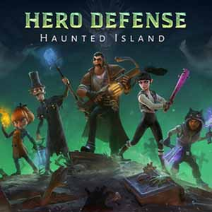 Acheter Hero Defense Haunted Island Clé Cd Comparateur Prix
