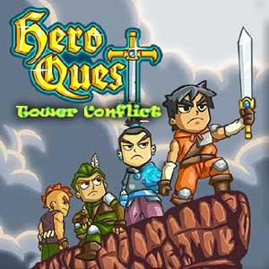 Acheter Hero Quest Tower Conflict Clé Cd Comparateur Prix