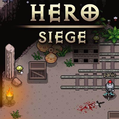 Acheter Hero Siege Cle Cd Comparateur Prix