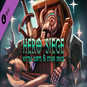 Hero Siege Extra Slots and Stash Space