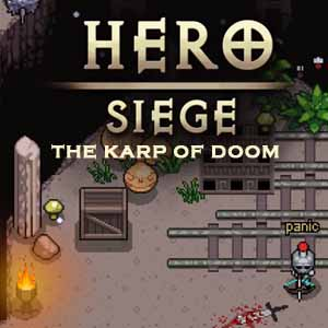 Acheter Hero Siege The Karp of Doom Clé Cd Comparateur Prix