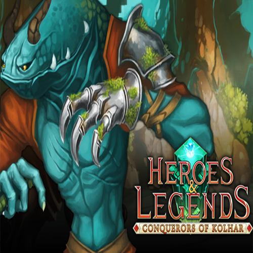 Acheter Heroes & Legends Conquerors of Kolhar Clé Cd Comparateur Prix