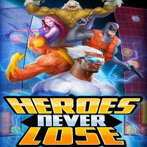 Acheter Heroes Never Lose Professor Puzzlers Perplexing Ploy Clé Cd Comparateur Prix