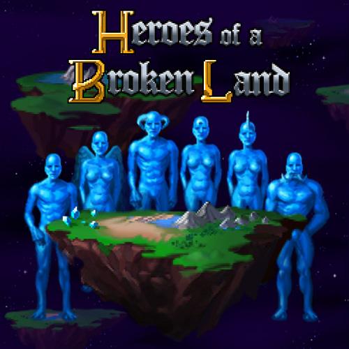 Acheter Heroes Of A Broken Land Clé Cd Comparateur Prix
