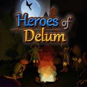 Acheter Heroes of Delum Clé CD Comparateur Prix