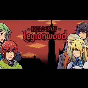 Acheter Heroes of Legionwood Clé Cd Comparateur Prix