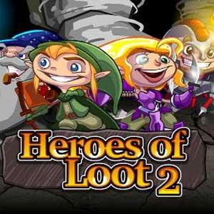 Acheter Heroes of Loot 2 Clé Cd Comparateur Prix
