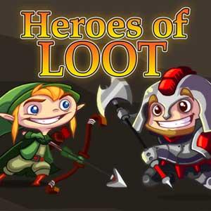 Acheter Heroes of Loot Clé Cd Comparateur Prix