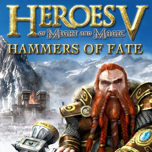 Acheter Heroes of Might & Magic 5 Hammers of Fate Clé Cd Comparateur Prix
