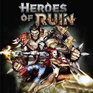 Acheter Heroes of Ruin Nintendo 3DS Download Code Comparateur Prix