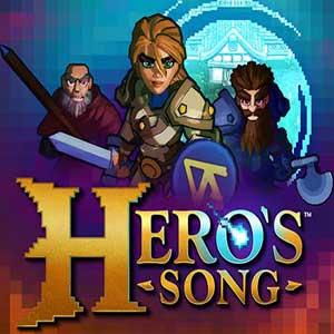 Acheter Heros Song Clé Cd Comparateur Prix