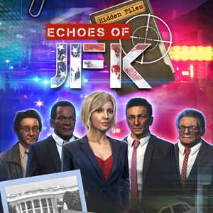 Acheter Hidden Files Echoes Of JFK Clé Cd Comparateur Prix