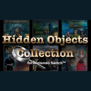 Acheter Hidden Objects Collection Nintendo Switch comparateur prix
