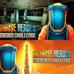 Acheter Highrise Heroes Word Challenge Clé Cd Comparateur Prix