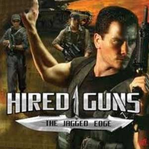 Acheter Hired Guns The Jagged Edge Clé Cd Comparateur Prix