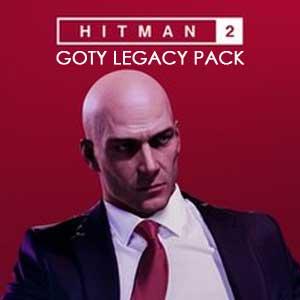 Acheter HITMAN 2 GOTY Legacy Pack Clé CD Comparateur Prix