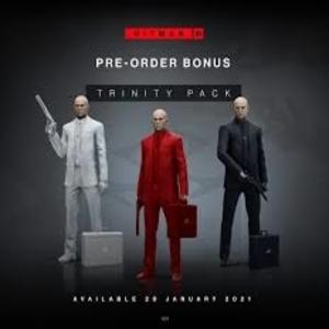 Acheter HITMAN 3 Trinity Pack Clé CD Comparateur Prix
