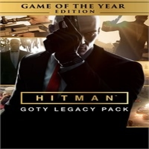 Acheter HITMAN GOTY Legacy Pack Xbox One Comparateur Prix