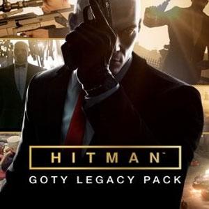 Acheter Hitman GOTY Legacy Pack Clé CD Comparateur Prix