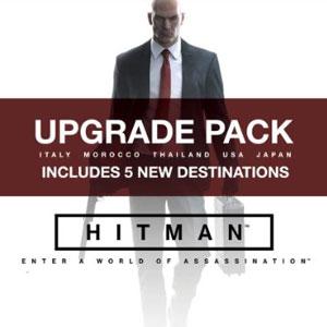 Acheter Hitman Upgrade Pack Clé Cd Comparateur Prix