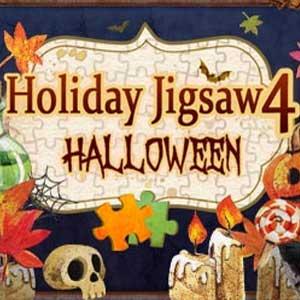 Acheter Holiday Jigsaw Halloween 4 Clé Cd Comparateur Prix
