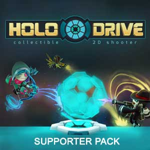 Holodrive Supporter Pack