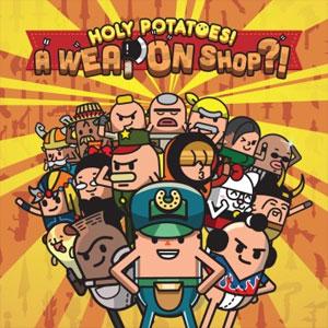 Holy Potatoes A Weapon Shop?!