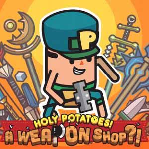Acheter Holy Potatoes A Weapon Shop Spud Tales Journey to Olympus Clé Cd Comparateur Prix